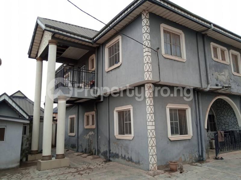 2 bedroom Mini flat Flat / Apartment for sale Aboru iyana ipaja Iyana Ipaja Ipaja Lagos - 1