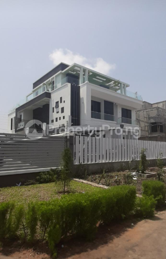 5 bedroom Detached Duplex House for sale Pinnock Beach Estate,Osapa London,Lekki Lagos Osapa london Lekki Lagos - 11