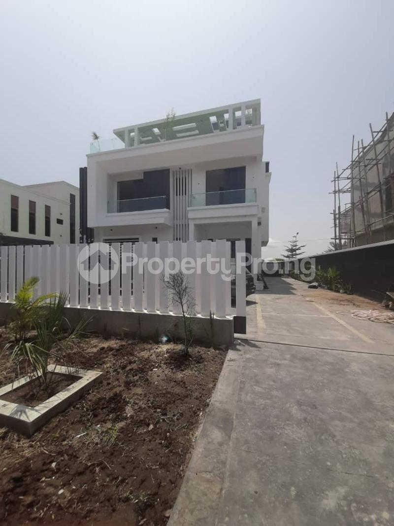 5 bedroom Detached Duplex House for sale Pinnock Beach Estate,Osapa London,Lekki Lagos Osapa london Lekki Lagos - 0