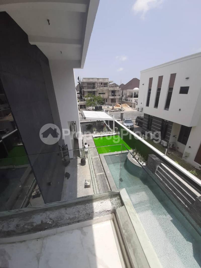 5 bedroom Detached Duplex House for sale Pinnock Beach Estate,Osapa London,Lekki Lagos Osapa london Lekki Lagos - 12