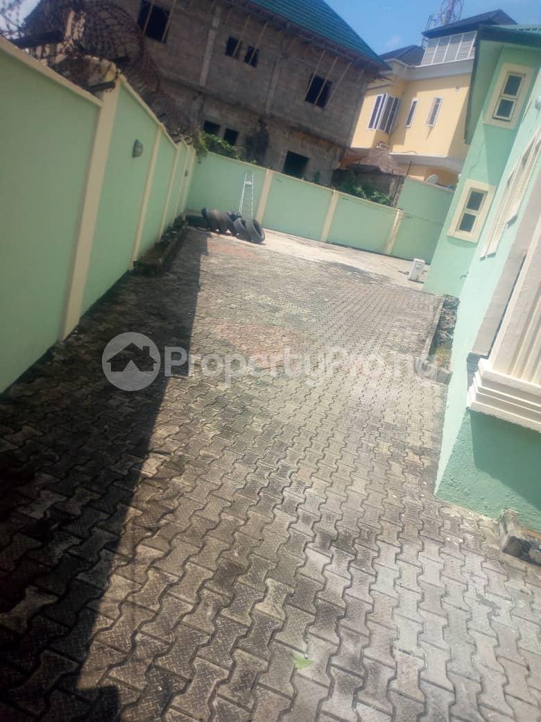Detached Duplex House for sale Magodo GRA Phase 1 Ojodu Lagos - 1