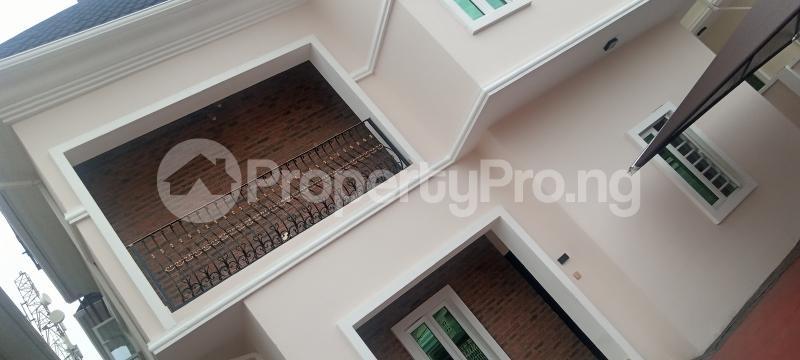 5 bedroom Detached Duplex House for sale Estate drive Omole phase 1 Ojodu Lagos - 7