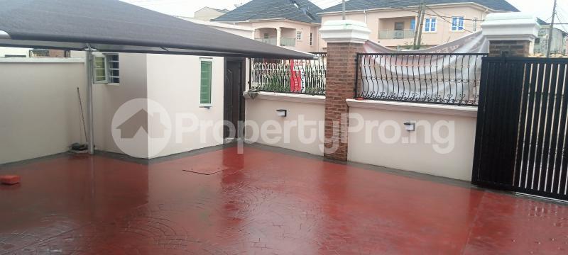 5 bedroom Detached Duplex House for sale Estate drive Omole phase 1 Ojodu Lagos - 12