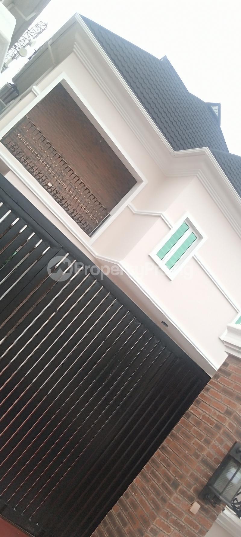 5 bedroom Detached Duplex House for sale Estate drive Omole phase 1 Ojodu Lagos - 21