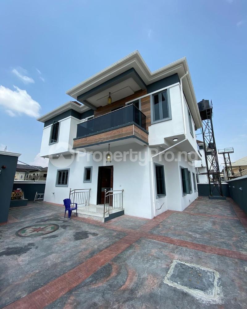 5 bedroom Detached Duplex House for sale ... Ajah Lagos - 0