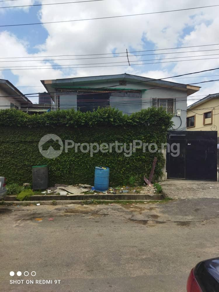Blocks of Flats for sale Ilupeju Estate Coker Road Ilupeju Lagos - 0