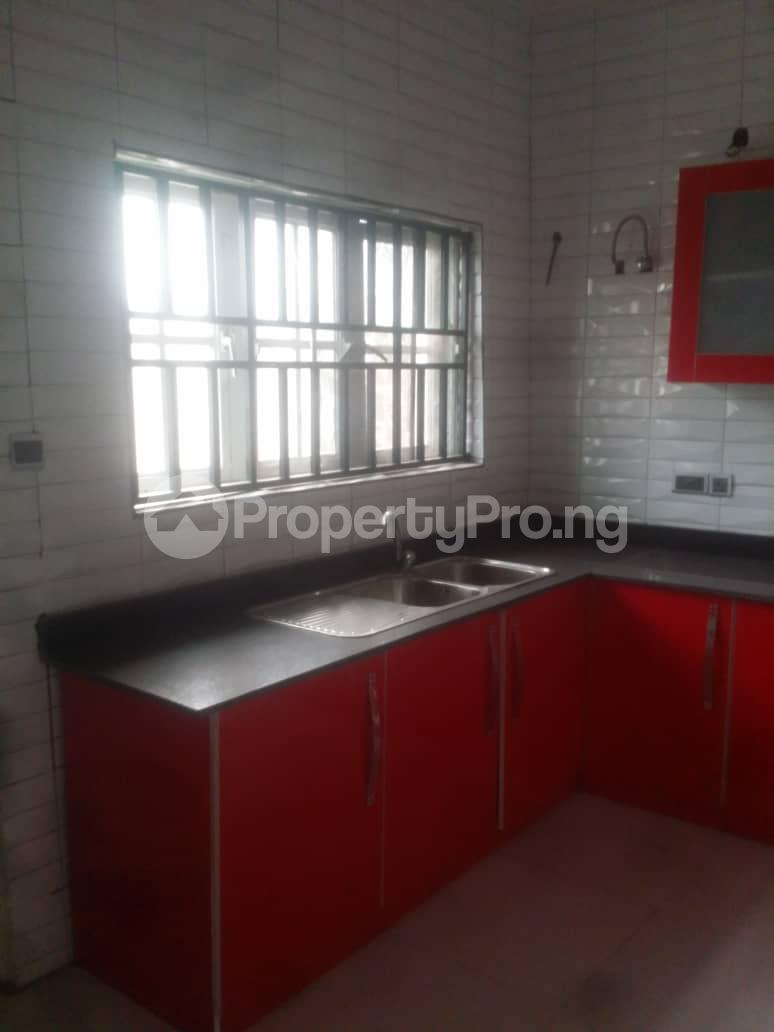 4 bedroom Terraced Duplex House for sale Chevron rd chevron Lekki Lagos - 5