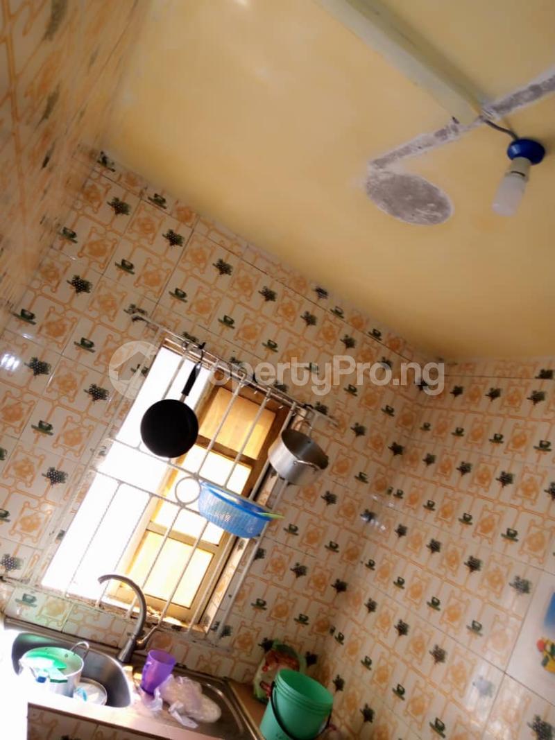 Detached Bungalow House for rent Agbelekale Ekoro road Abule Egba Lagos - 5