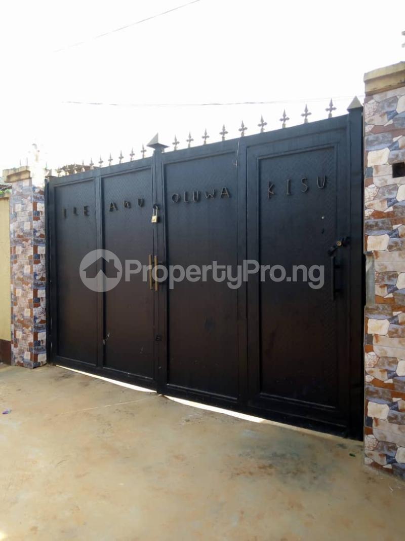 Detached Bungalow House for rent Agbelekale Ekoro road Abule Egba Lagos - 2
