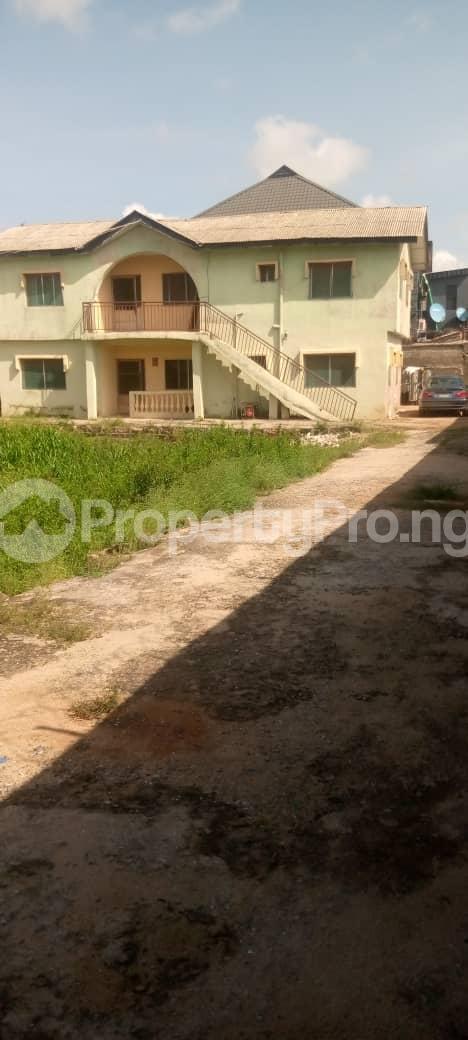 2 bedroom Blocks of Flats House for sale Ago palace  Ago palace Okota Lagos - 1