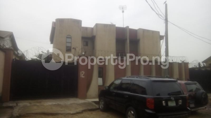 3 bedroom Flat / Apartment for sale off Oregun road Oregun Ikeja Lagos - 0