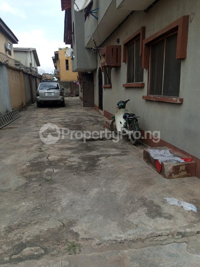 3 bedroom Blocks of Flats for sale Peace Estate Owolabi junction Okota Lagos - 1