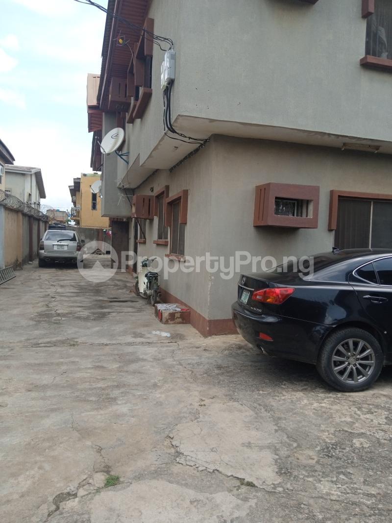 3 bedroom Blocks of Flats for sale Peace Estate Owolabi junction Okota Lagos - 0
