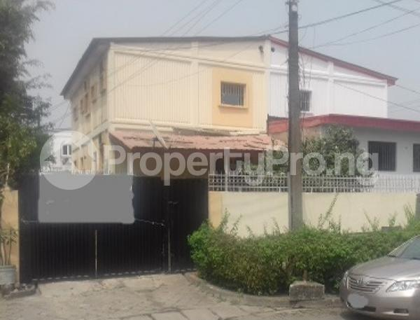 4 bedroom Detached Duplex House for sale Apapa road dolphin estate Dolphin Estate Ikoyi Lagos - 4