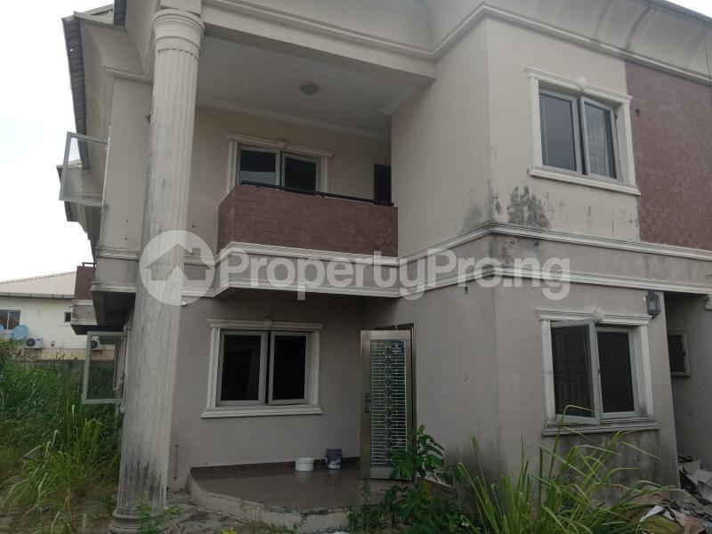 4 bedroom Detached Duplex House for sale LiLi estate  Apple junction Amuwo Odofin Lagos - 1