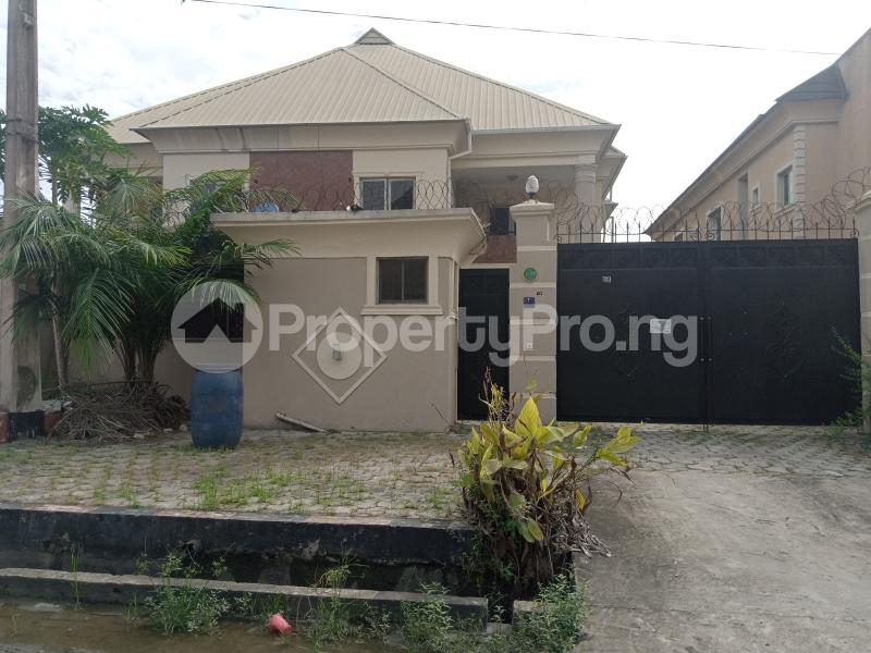 4 bedroom Detached Duplex House for sale LiLi estate  Apple junction Amuwo Odofin Lagos - 4