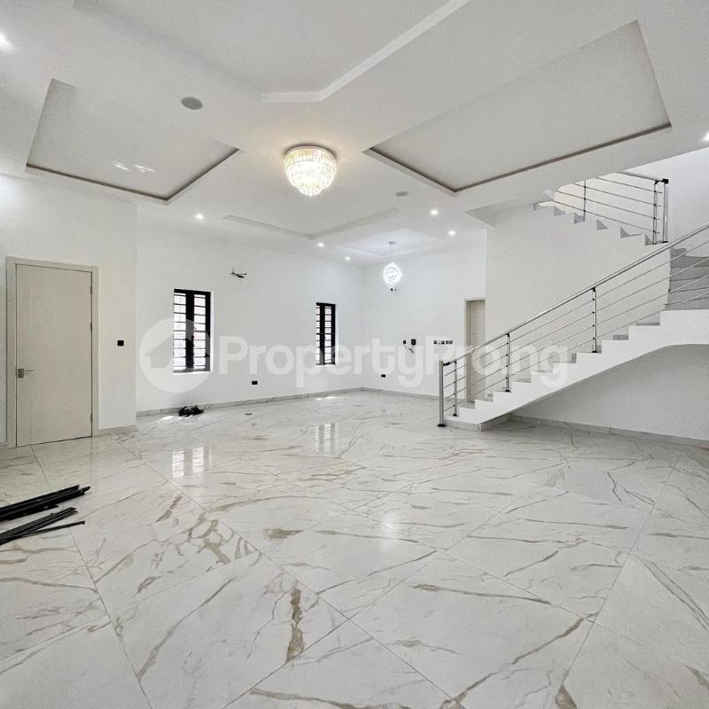 5 bedroom Detached Duplex House for sale 2nd toll gate chevron Lekki Lagos - 1