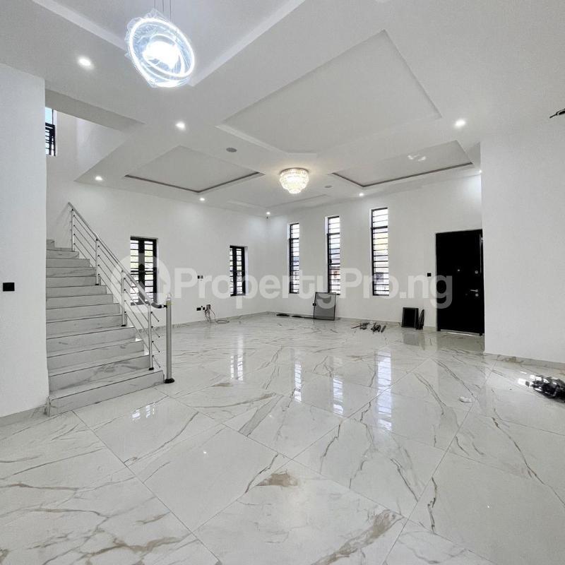 5 bedroom Detached Duplex House for sale 2nd toll gate chevron Lekki Lagos - 2