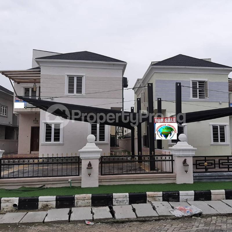 7 bedroom Detached Duplex House for sale Lekki 2nd Toll Gate , Lekki lagos chevron Lekki Lagos - 0