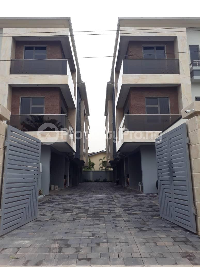 4 bedroom Terraced Duplex House for sale Old Ikoyi Lagos Old Ikoyi Ikoyi Lagos - 1