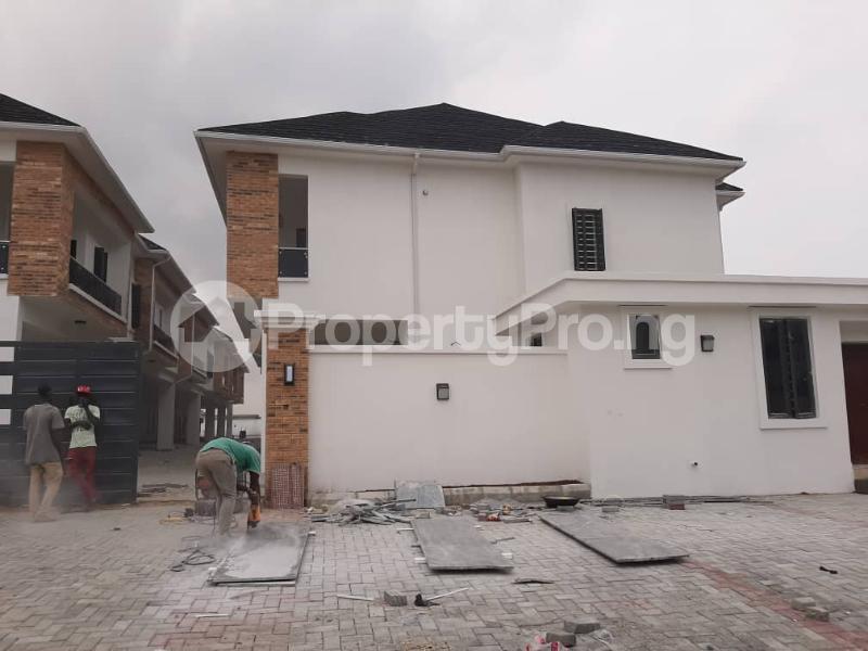 4 bedroom Terraced Duplex House for sale 2nd toll gate Lekki, Lagos Lekki Phase 1 Lekki Lagos - 6