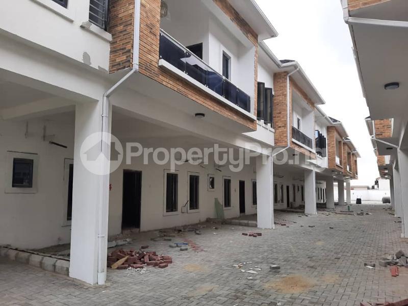 4 bedroom Terraced Duplex House for sale 2nd toll gate Lekki, Lagos Lekki Phase 1 Lekki Lagos - 0
