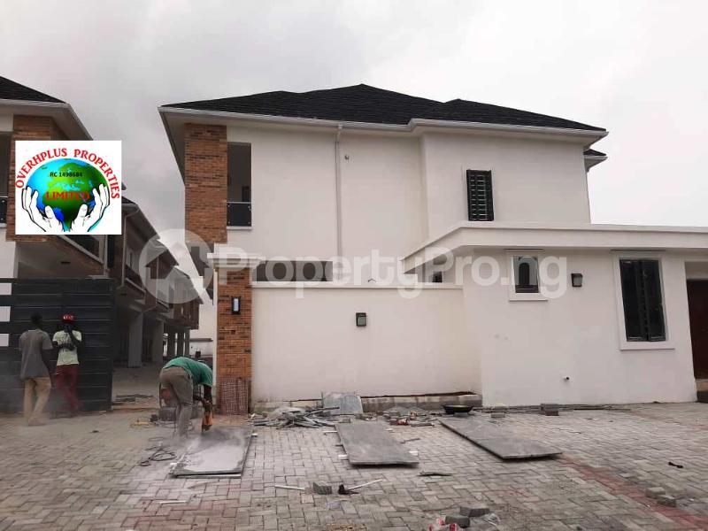 4 bedroom Terraced Duplex House for sale 2nd toll gate Lekki, Lagos Lekki Phase 1 Lekki Lagos - 13