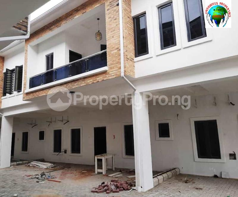 4 bedroom Terraced Duplex House for sale 2nd toll gate Lekki, Lagos Lekki Phase 1 Lekki Lagos - 9
