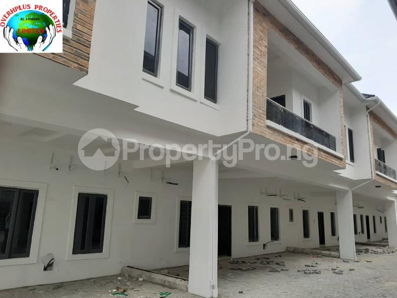4 bedroom Terraced Duplex House for sale 2nd toll gate Lekki, Lagos Lekki Phase 1 Lekki Lagos - 1