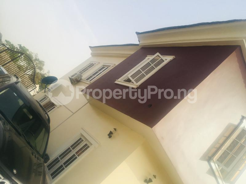 4 bedroom Detached Duplex House for sale Estate off airport road,  Lugbe Abuja - 4