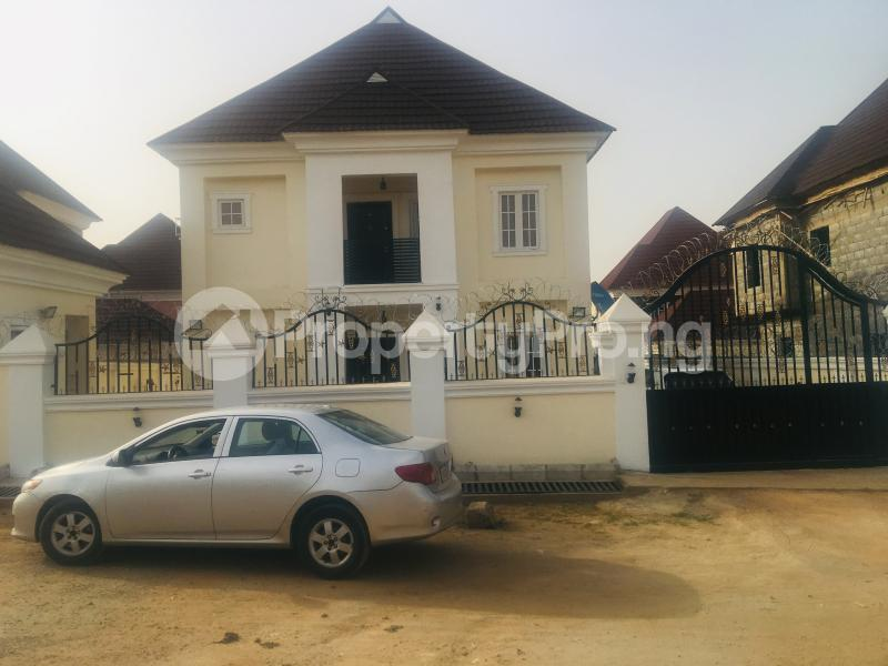 4 bedroom Detached Duplex House for sale Estate off airport road,  Lugbe Abuja - 15