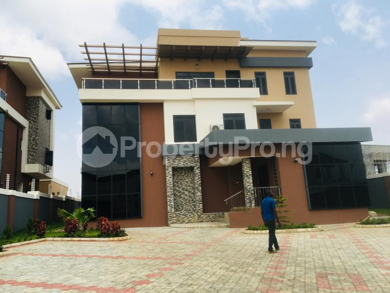 5 bedroom Detached Duplex House for sale Located at Guzape district fct Abuja  Guzape Abuja - 1