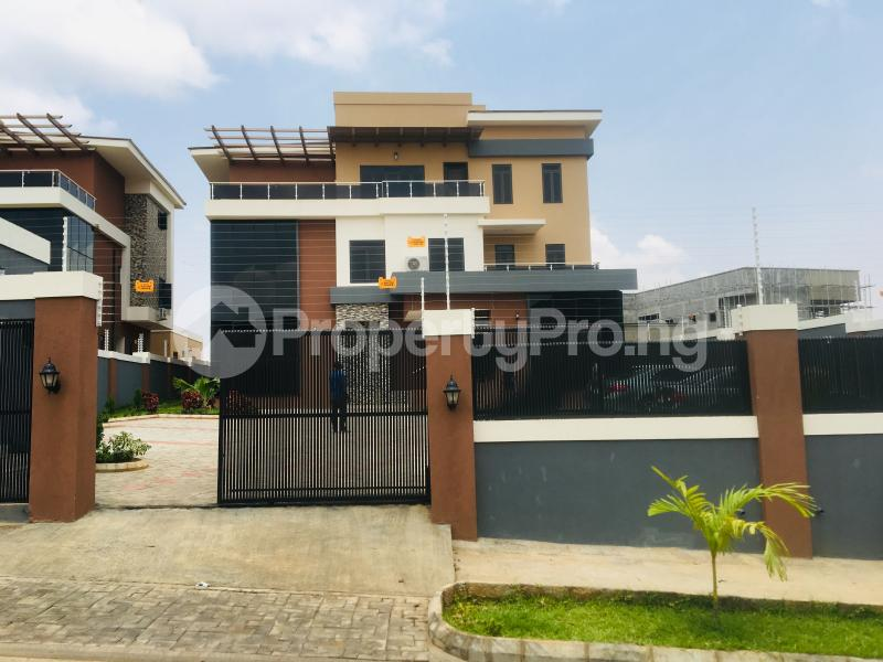 5 bedroom Detached Duplex House for sale Located at Guzape district fct Abuja  Guzape Abuja - 0