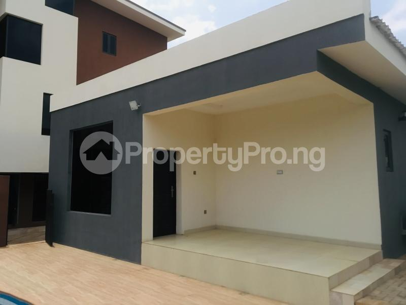 5 bedroom Detached Duplex House for sale Located at Guzape district fct Abuja  Guzape Abuja - 4
