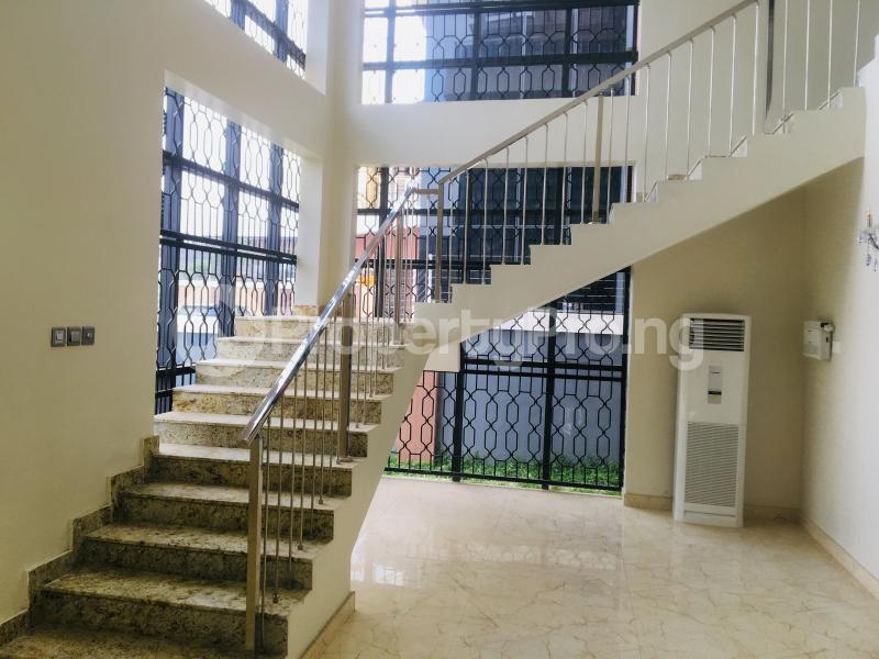 5 bedroom Detached Duplex House for sale Located at Guzape district fct Abuja  Guzape Abuja - 7