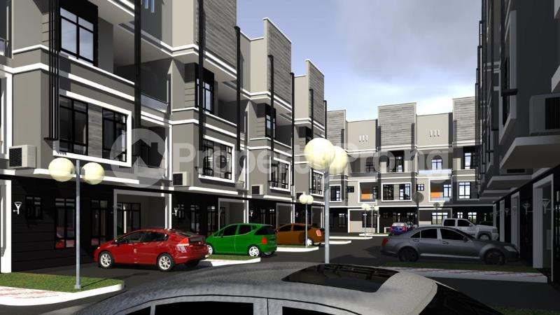5 bedroom Terraced Duplex House for sale ... Katampe Ext Abuja - 10