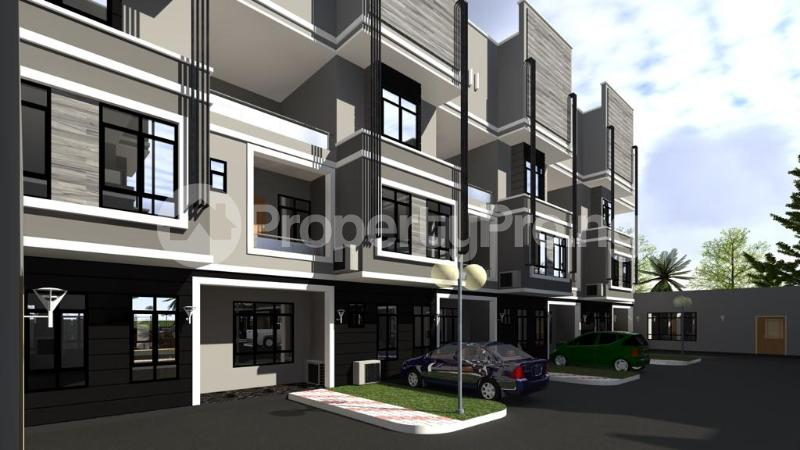 5 bedroom Terraced Duplex House for sale ... Katampe Ext Abuja - 5