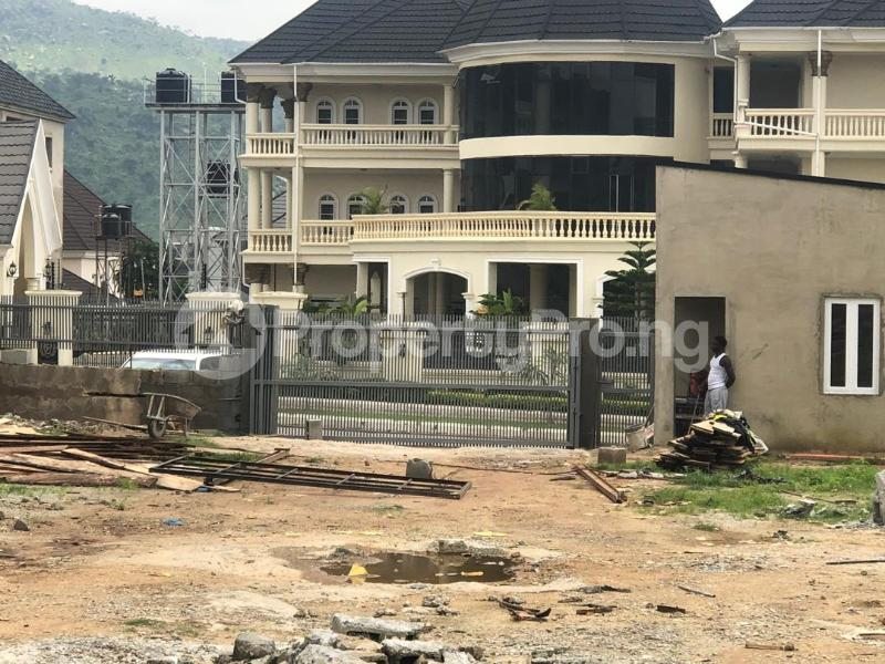 5 bedroom Terraced Duplex House for sale ... Katampe Ext Abuja - 0