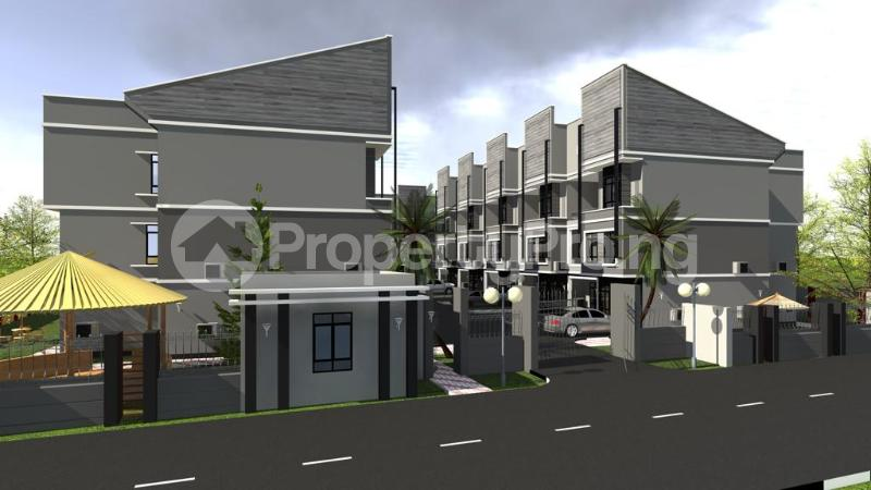 5 bedroom Terraced Duplex House for sale ... Katampe Ext Abuja - 7