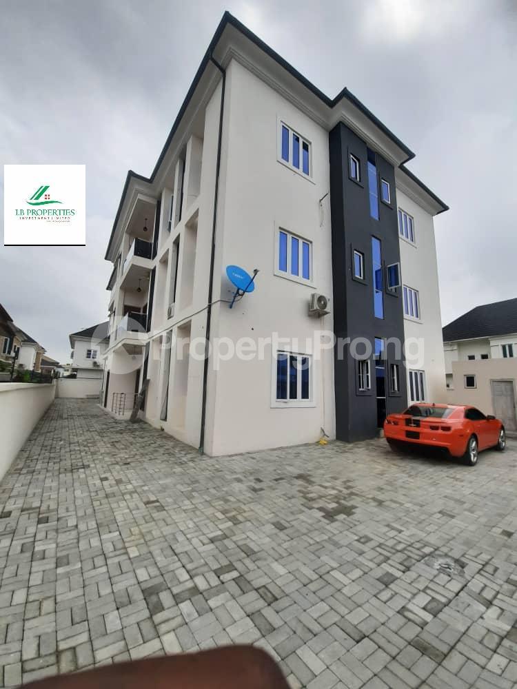 3 bedroom Flat / Apartment for sale Osapa London Osapa london Lekki Lagos - 0