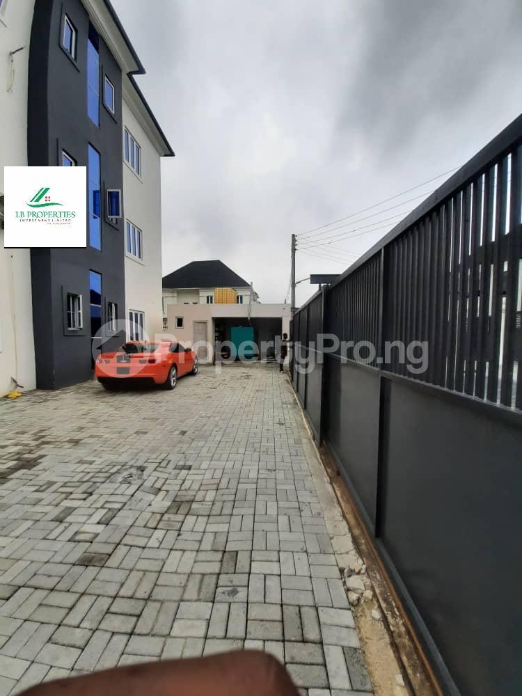 3 bedroom Flat / Apartment for sale Osapa London Osapa london Lekki Lagos - 2
