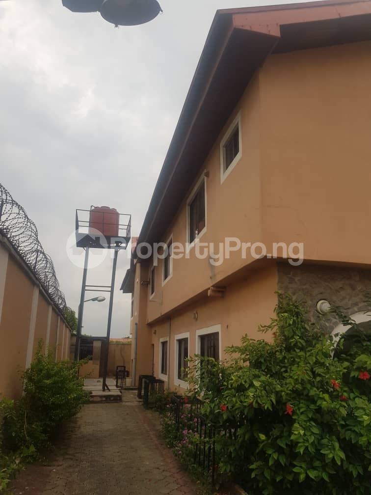 4 bedroom Semi Detached Duplex House for sale Phase 2 Gbagada Lagos - 1