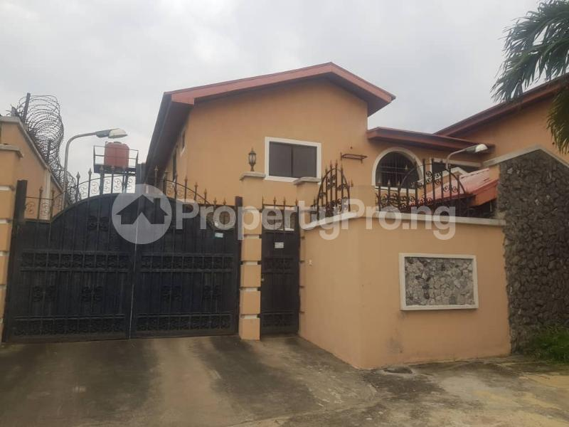 4 bedroom Semi Detached Duplex House for sale Phase 2 Gbagada Lagos - 0