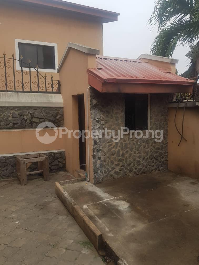4 bedroom Semi Detached Duplex House for sale Phase 2 Gbagada Lagos - 3