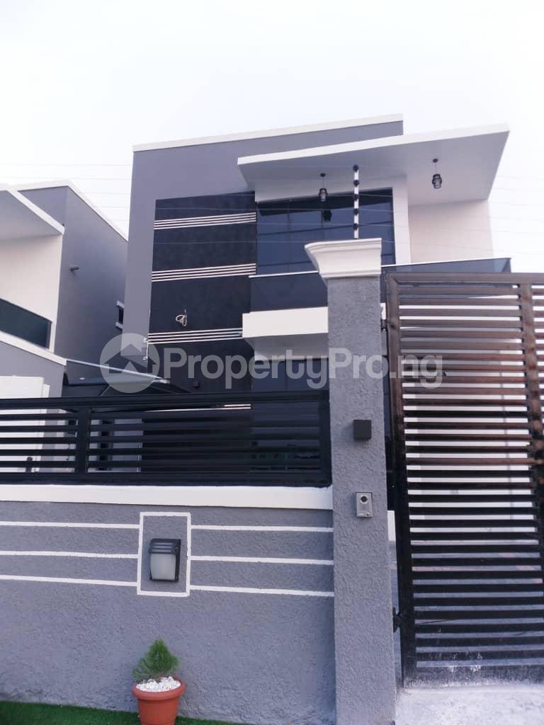 Detached Duplex House for sale Ikota Lekki Lagos - 1