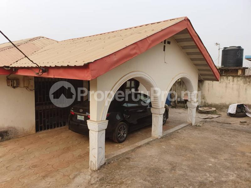 5 bedroom Terraced Bungalow House for sale Okearo behind green park hotel  Akure Ondo - 0