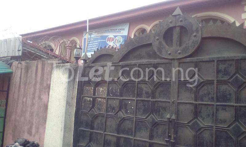 5 bedroom House for sale GSK Ago palace Okota Lagos - 1