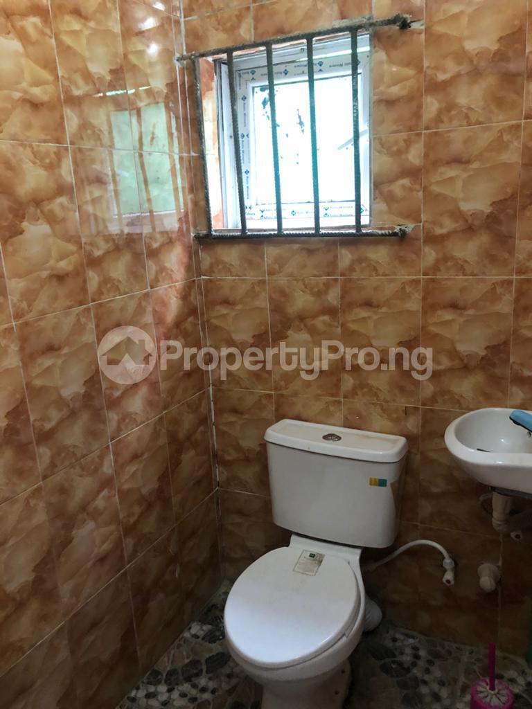 1 bedroom Self Contain for shortlet Akoka Yaba Lagos - 10