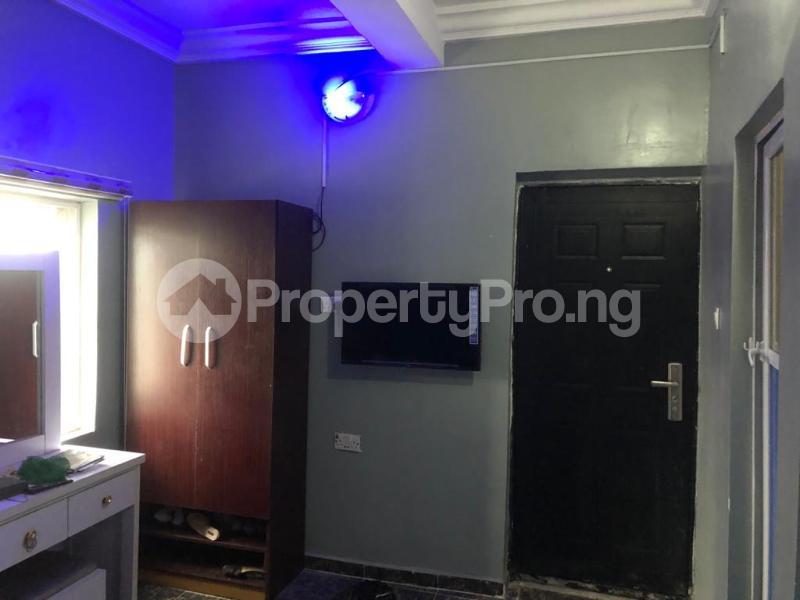 1 bedroom Self Contain for shortlet Akoka Yaba Lagos - 8