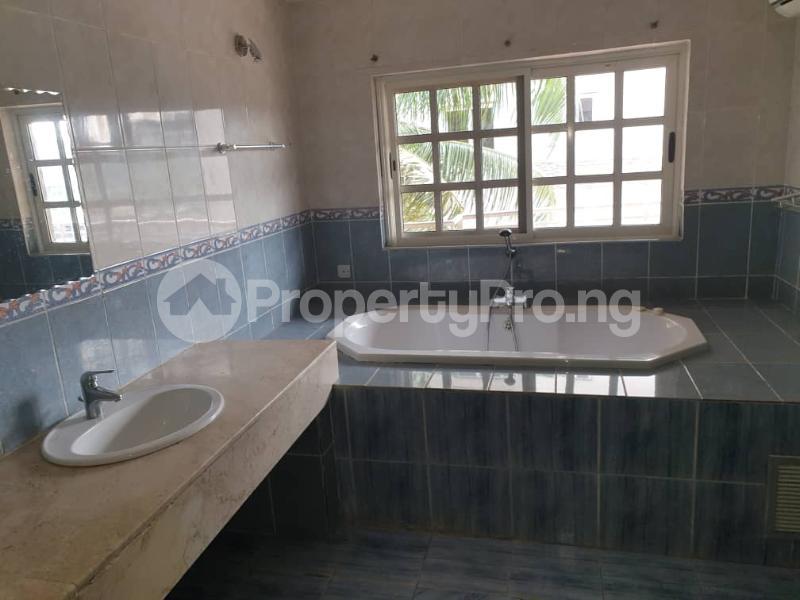 5 bedroom Terraced Duplex House for rent Foreshore Estate  Banana Island Ikoyi Lagos - 6
